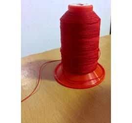 Hilo para coser volantes-Rojo