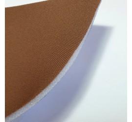Tela para tapizar teho marrón
